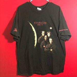 Vintage Y2K Stargate shirt